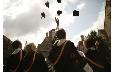 Studere i England - University of Manchester - Graduation