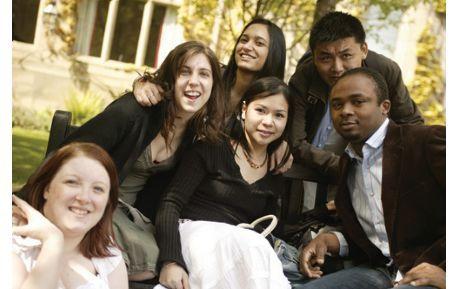 Studere i England - University of Manchester - studenter