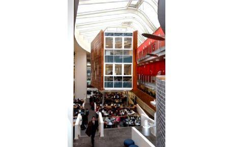 Studere i Skottland - Queen Margaret, Edinburgh