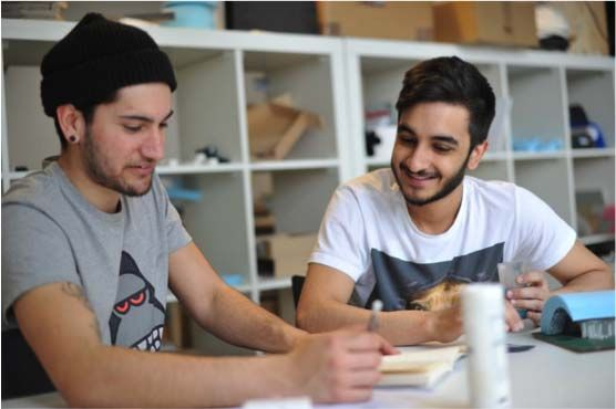 Studere i England - University for the Creative Arts - studenter