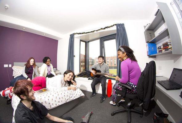 University of Chester studentbolig