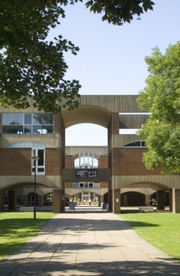 Studere i England - University of Sussex