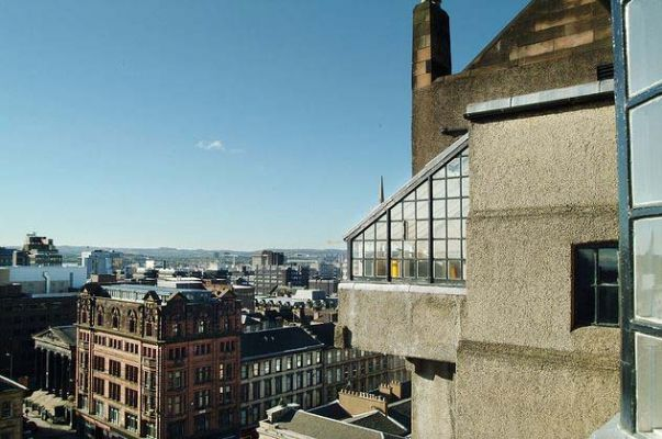 Studere i Skottland, Glasgow School of Art