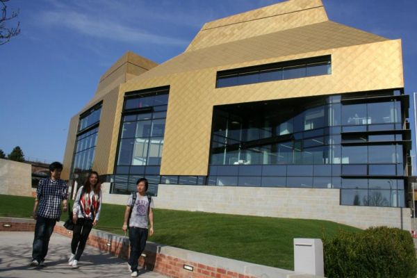Studere i England - University of Worcester